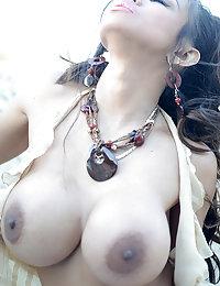 chubby Chinese women big tits